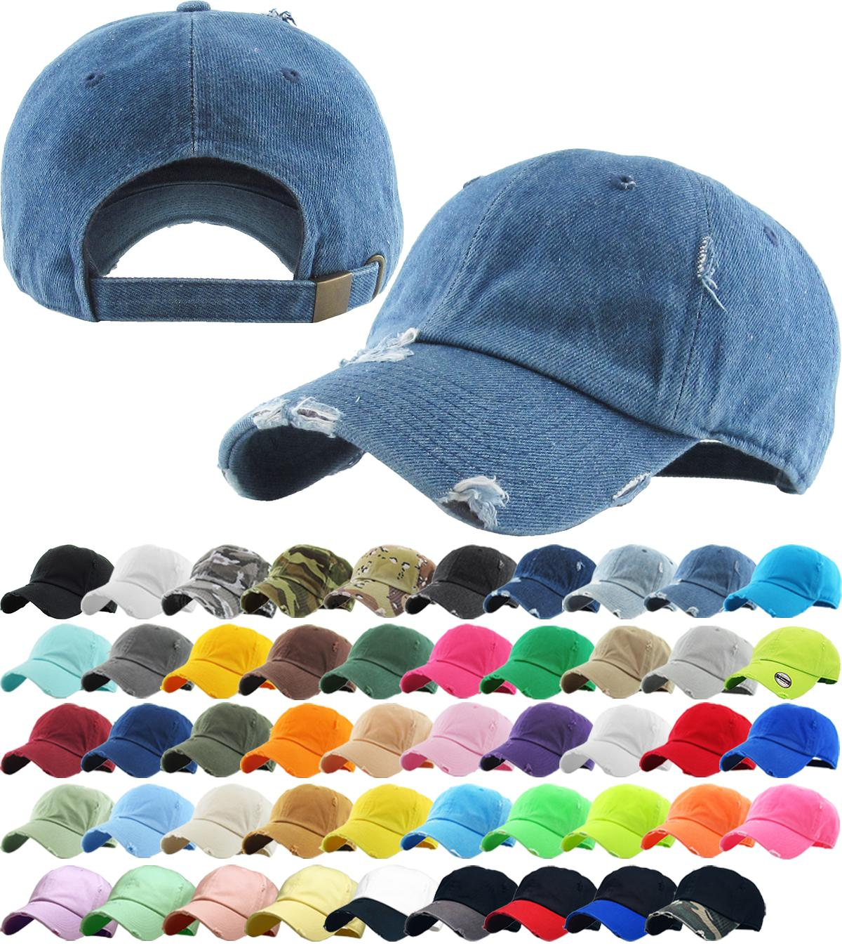 Wholesale Caps White Dad Hats Wholesale Price Baseball Hat Strap Back Dad Hats 12 Solid Black Dad Hats Blank Dad Hat Mix and Match